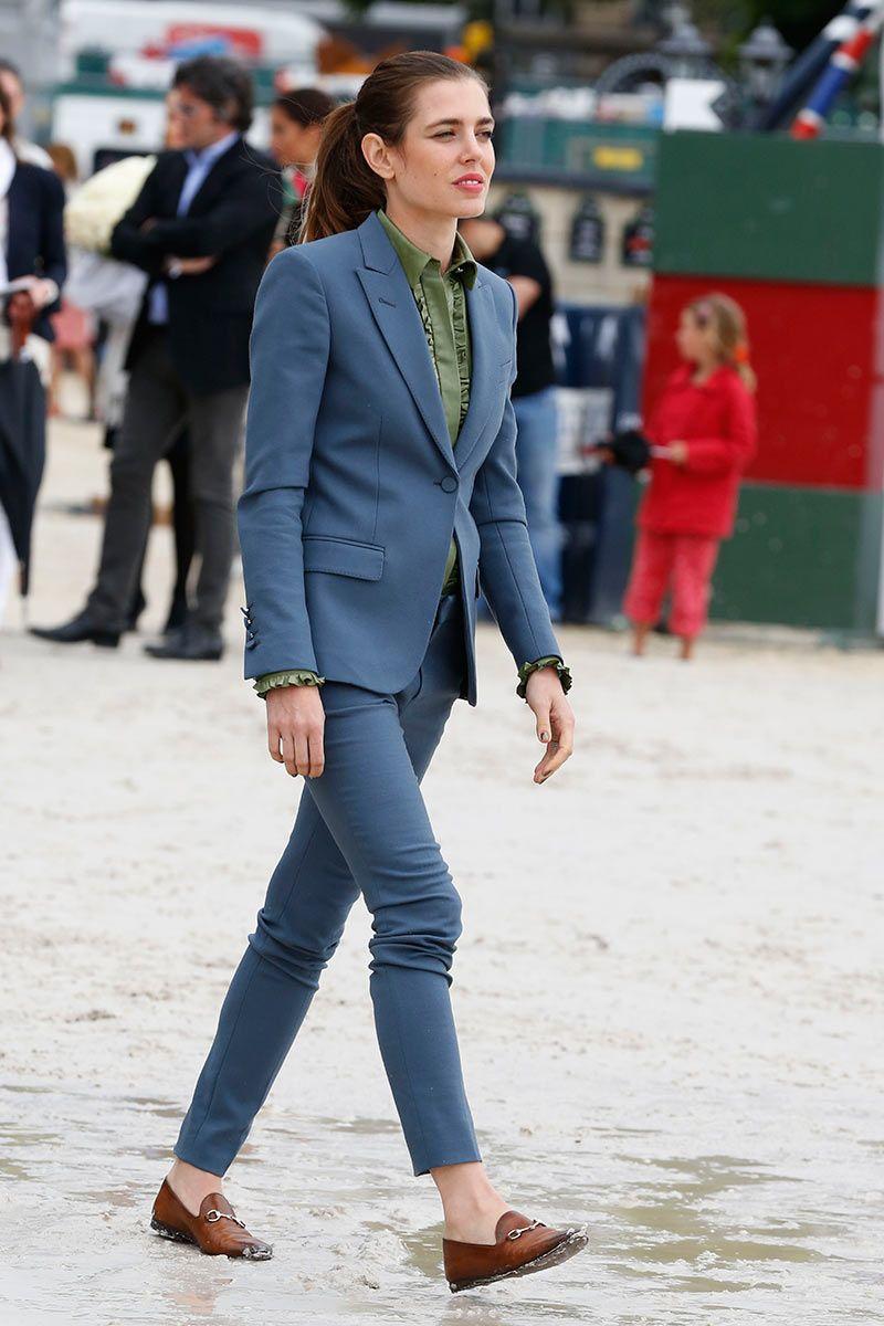 Top looks. 4 monos y Alta Moda | Gucci, Charlotte casiraghi and Rock
