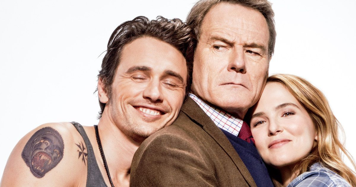 James Franco Battles Bryan Cranston In Red Band Why Him Trailer James Franco Bryan Cranston Streaming Movies Online