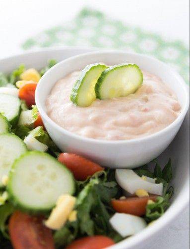 The Best Thousand Island Dressing Youll Ever Have Recipe In 2019