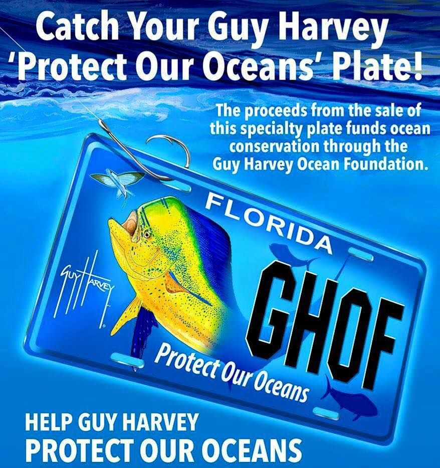 Florida residents help protect the oceans by purchasing