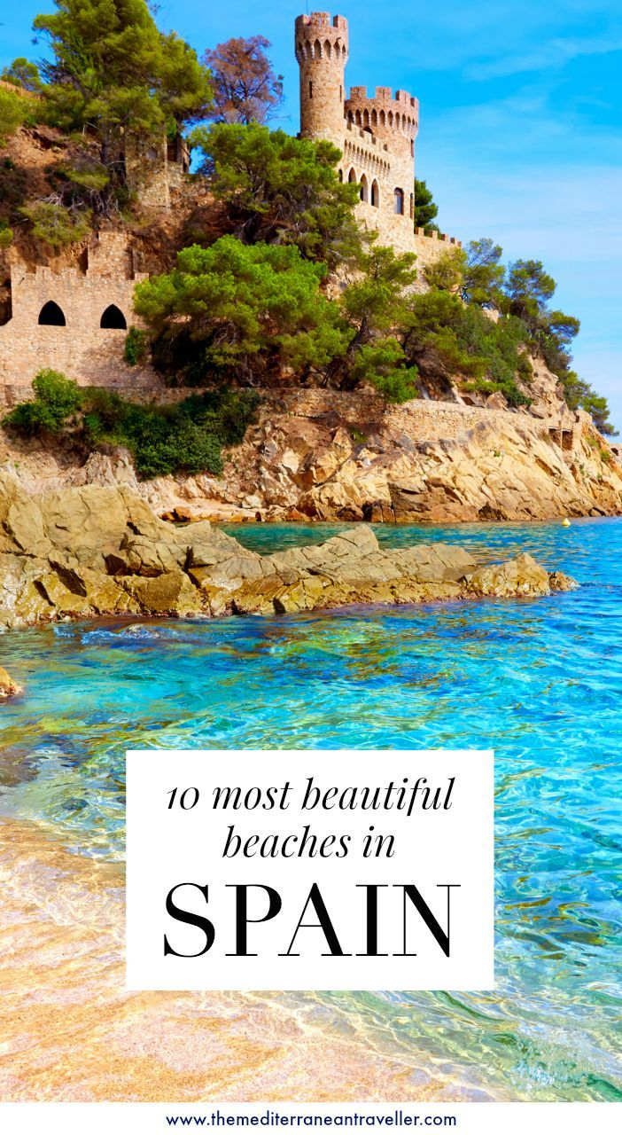 10 Best Beaches in Spain. With one of the longest coastlines in Europe, beach lovers are spoilt for choice in Spain. Here are 10 of the best Spanish beaches - from Mallorca's white sandy stunners to the dramatic Cathedrals and Cies in Northern Spain, and Costa Brava's picturesque coves. #spain #beach #travel #europe #tmtb