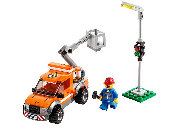 Light Repair Truck Lego Shop Lego City Toy Trucks Lego