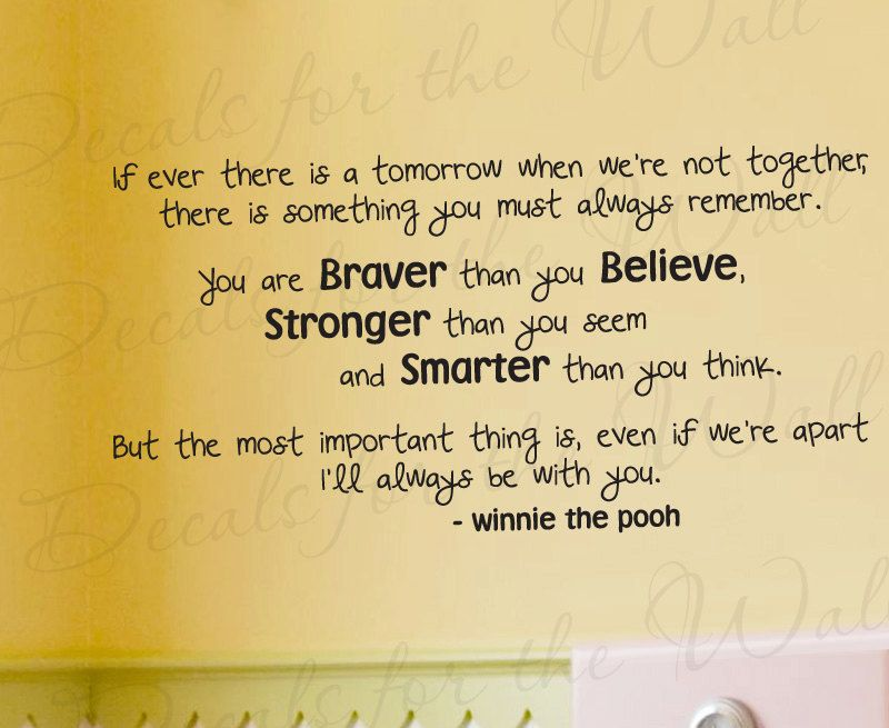 If Ever There Tomorrow Winnie Pooh Winnie Pooh Christopher Robin ...