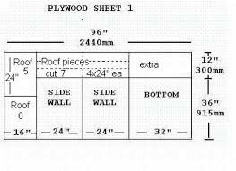 Dog House Blueprints Part 1 Dog House Plans Build A Dog House Dog House Blueprints