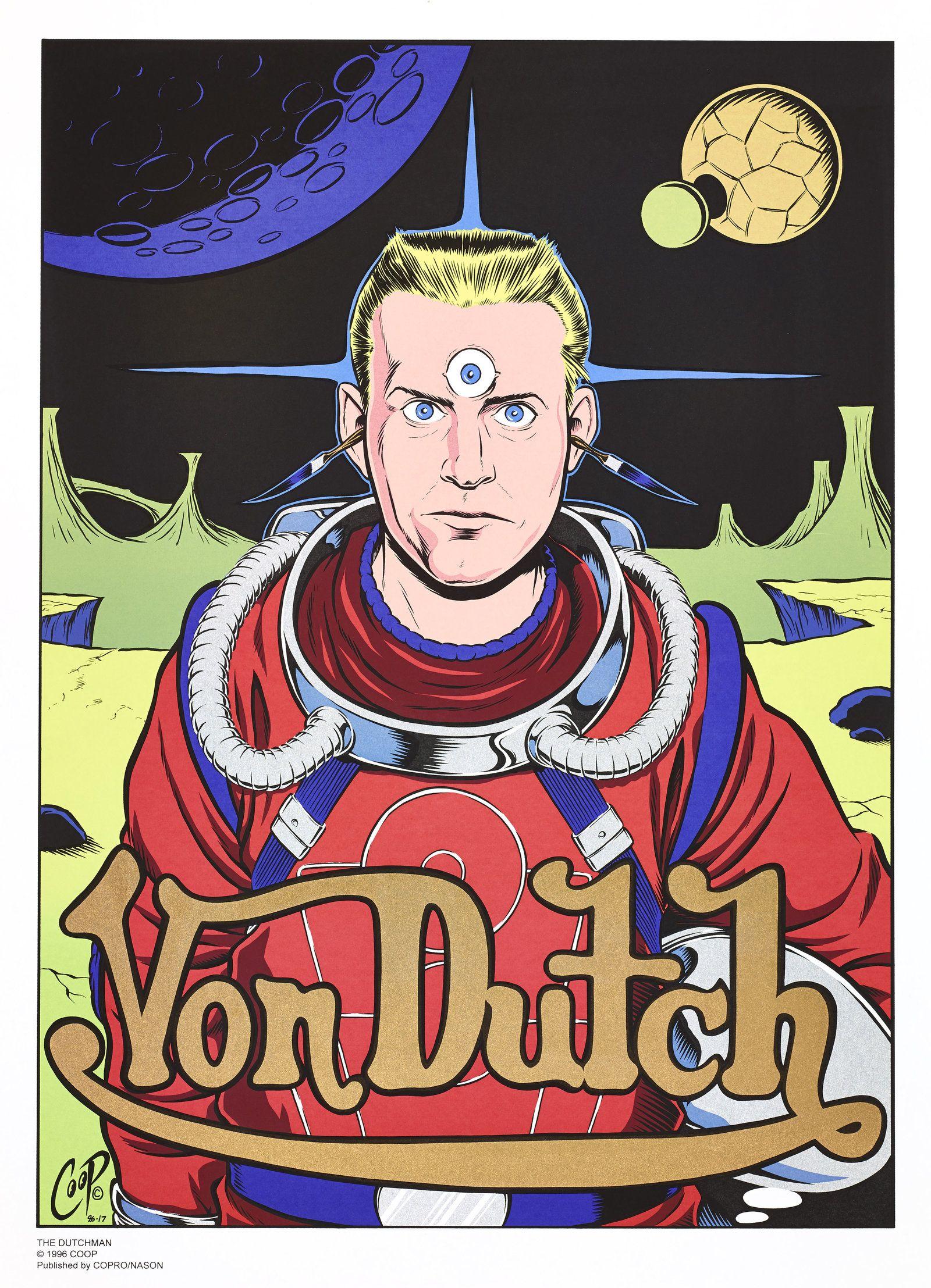Von Dutch by ARTofCOOP.deviantart.com on @deviantART