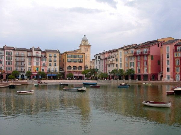 Loews Portofino Bay Hotel In Orlando, FL. The Best Place To Stay While At
