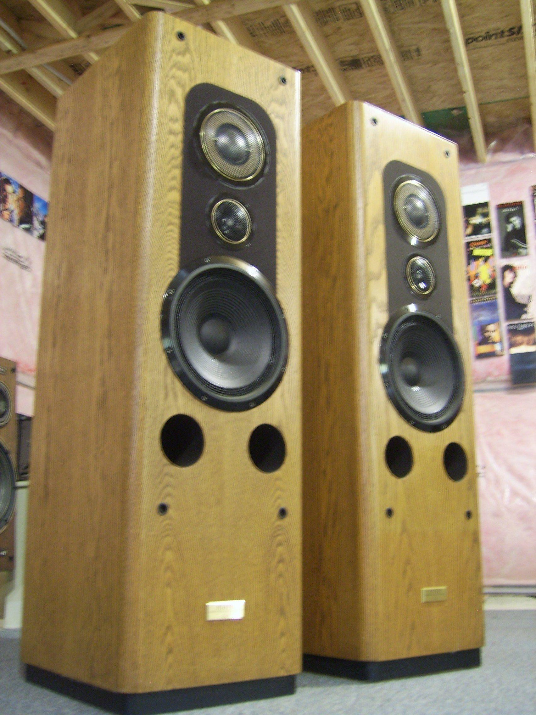 Pioneer Elite TZ-9 Reference speakers | Stereophonic in 2019 | Audio
