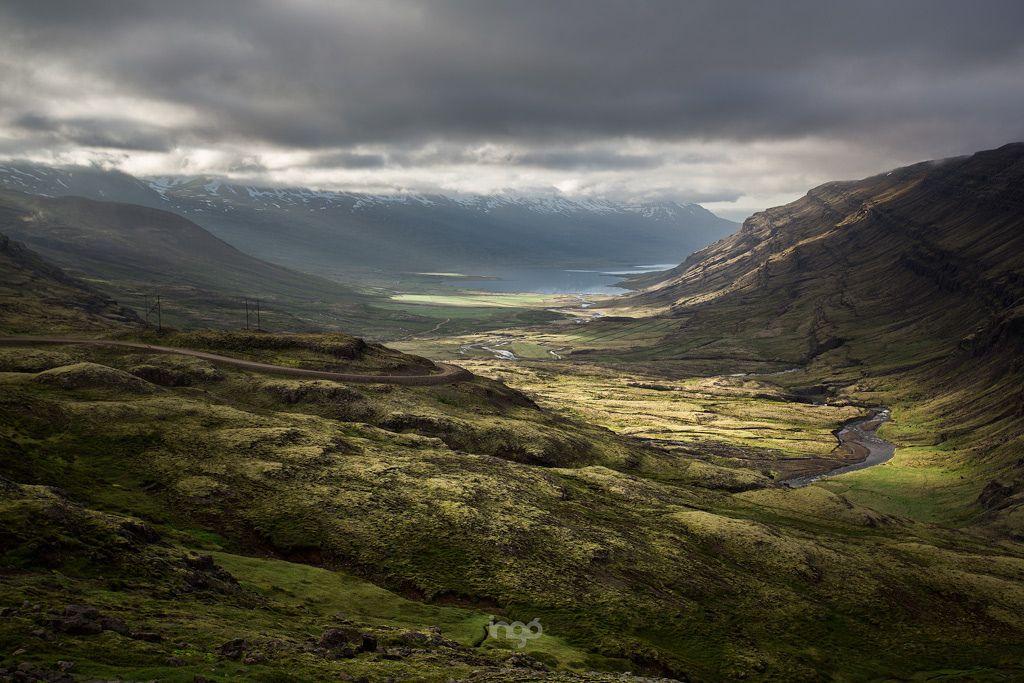 Berufjörður Iceland, World, Nature