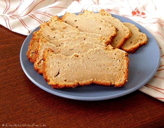 Bread Loaf #vegan #glutenfree #xgfx