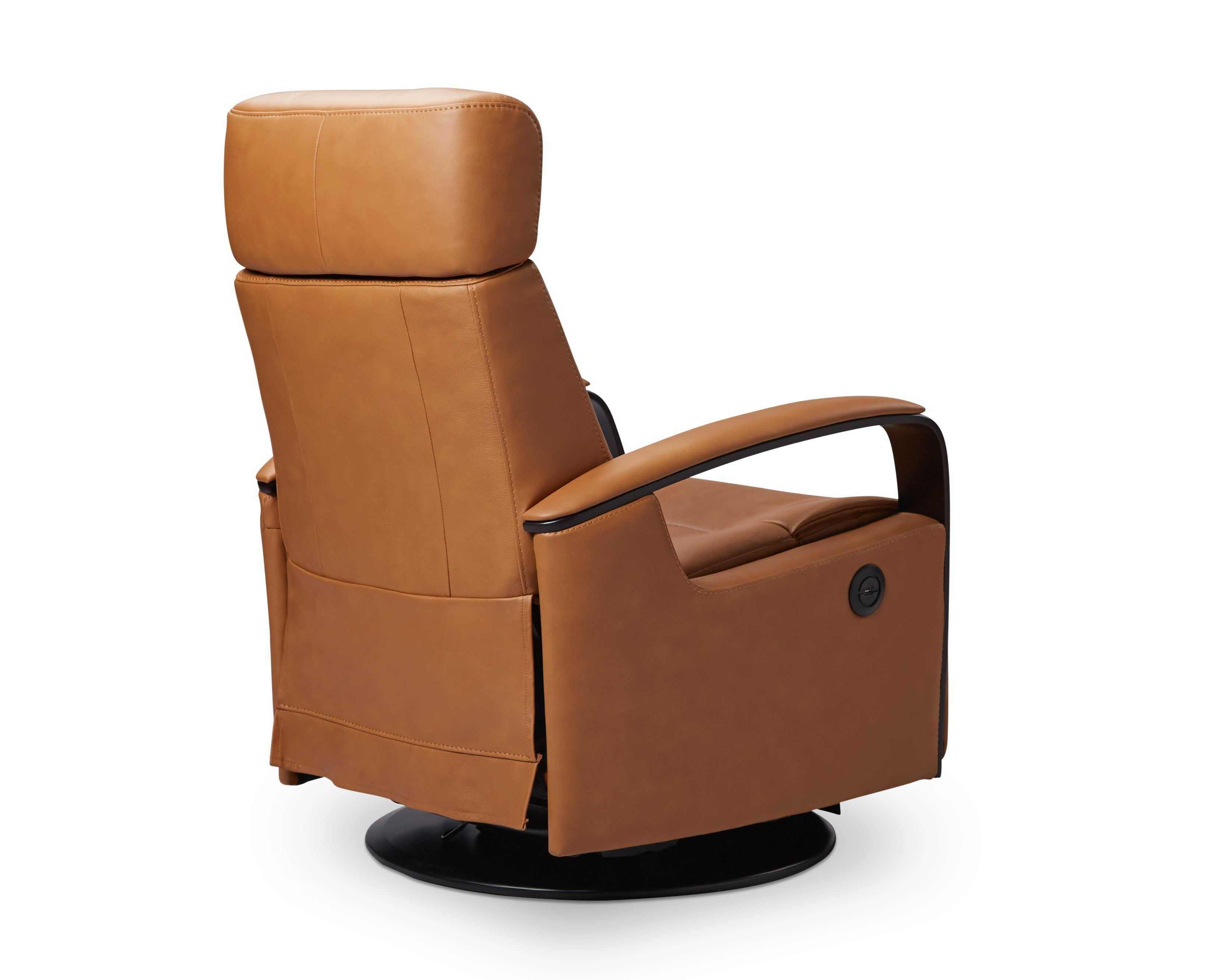 Namsos Leather Power Recliner In 2020 Power Recliners Leather Recliner
