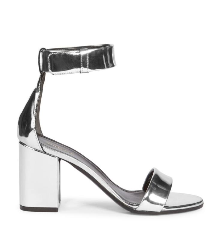 fd688670828 silver block heel sandals balenciaga