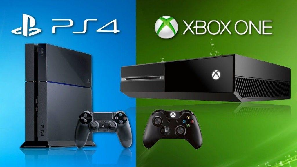 بلاي ستيشن 4 يواصل تفوقه في أمريكا للشهر الثامن على التوالي Ps4 Or Xbox One Xbox One Playstation 4 Console