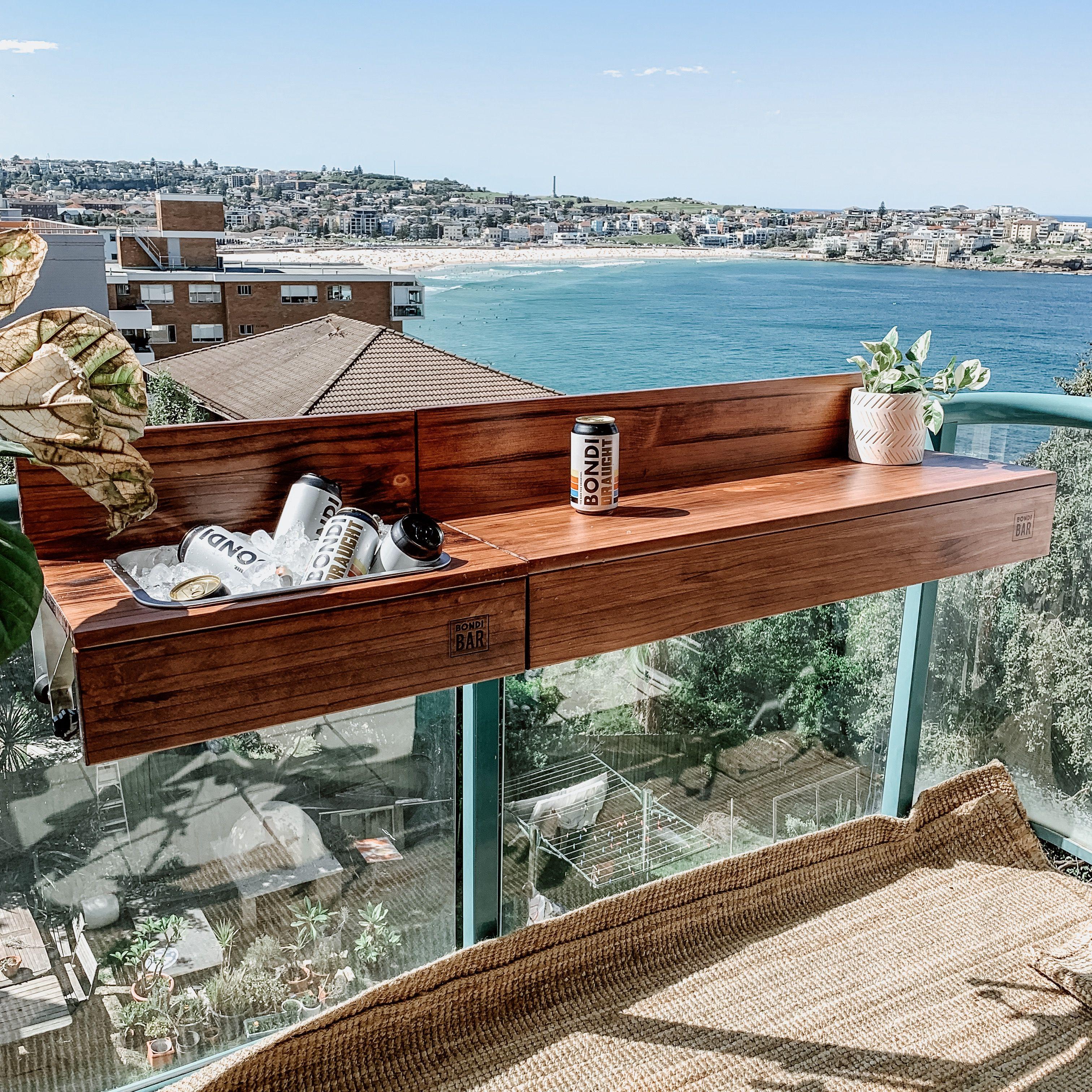 Balcony Bar Table | Etsy