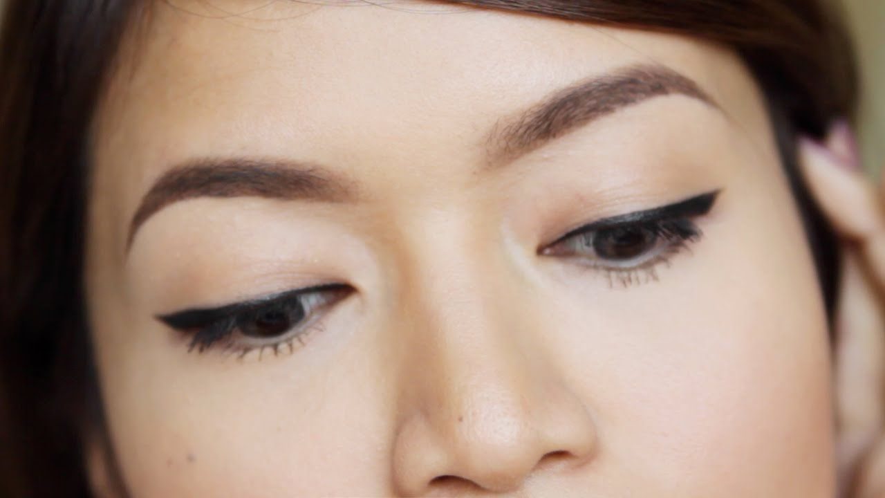 Perfect Eyebrows Tutorial Using Drugstore Products Beauty