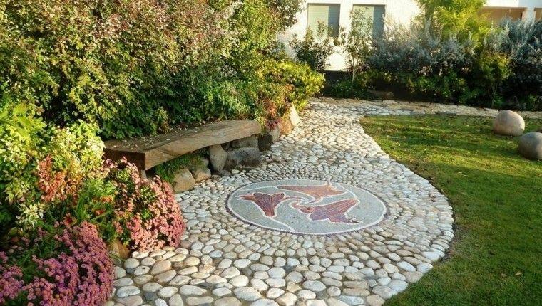 29++ Losas piedra jardin ideas