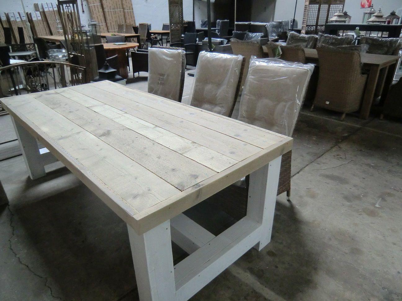 Ladenbau Tisch Bauholz Esstisch Gartentisch möbel