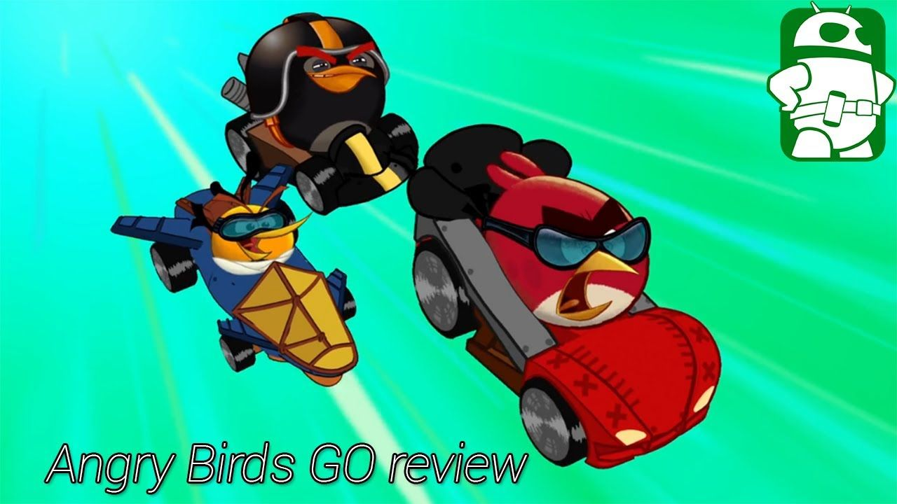 Angry Birds GO Review - Everything you need to know! - http://www.videorecensione.net/angry-birds-go-review-everything-you-need-to-know-2/