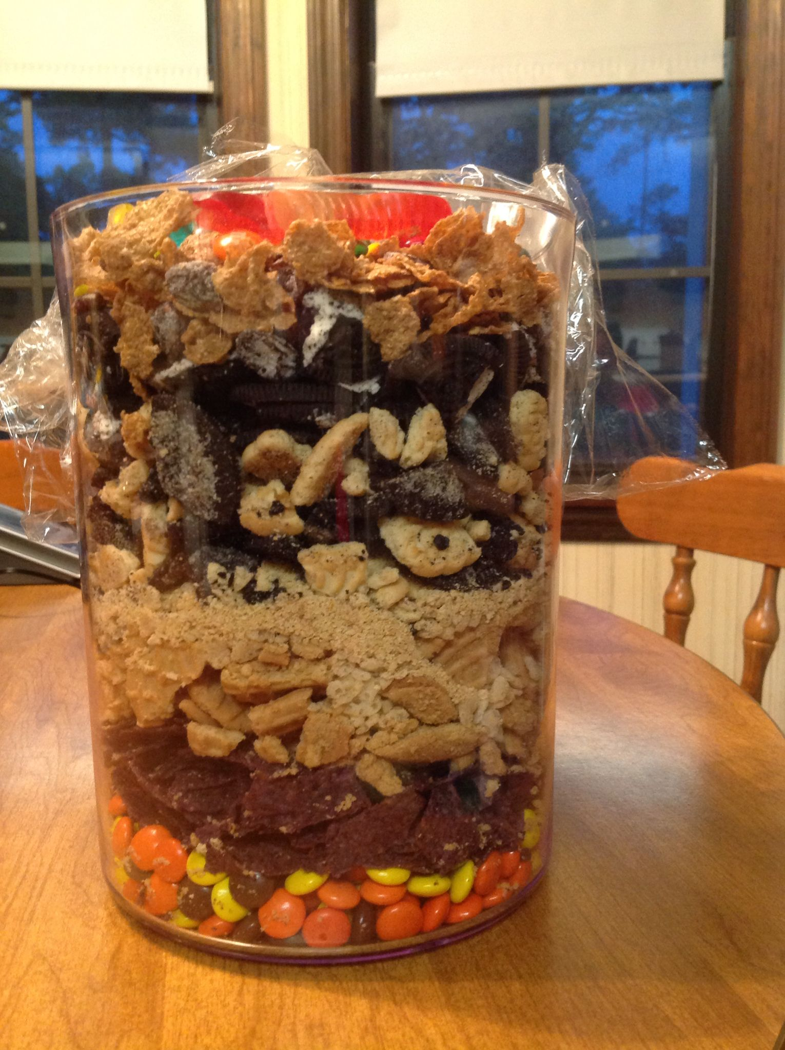 This Edible Soil Profile Is An Excellent Way To Teach