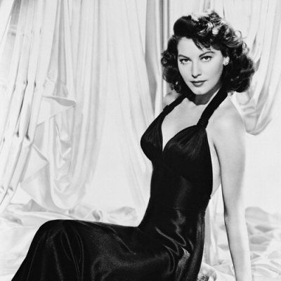 Ava Gardner- also gorgeous | Chicks I want to be when I ... Ava Gardner The Killers Dress