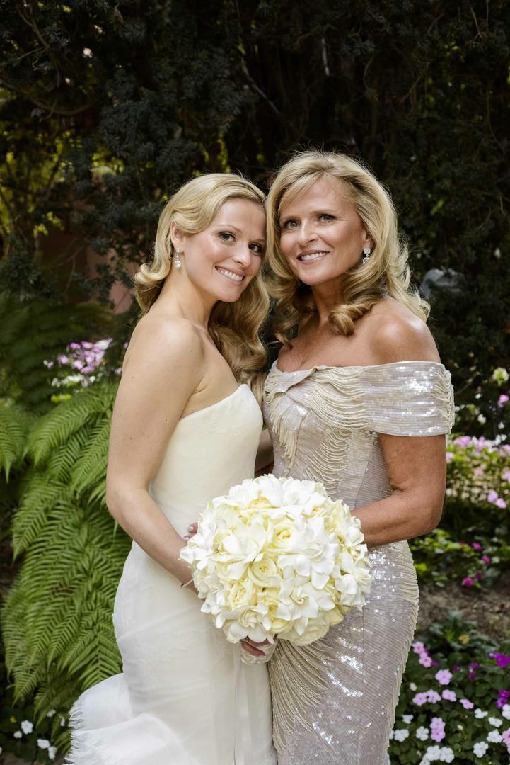 Gorgeous Alfresco Garden Wedding In Bel Air California Mother Bridemother Of Bride Dressesgarden