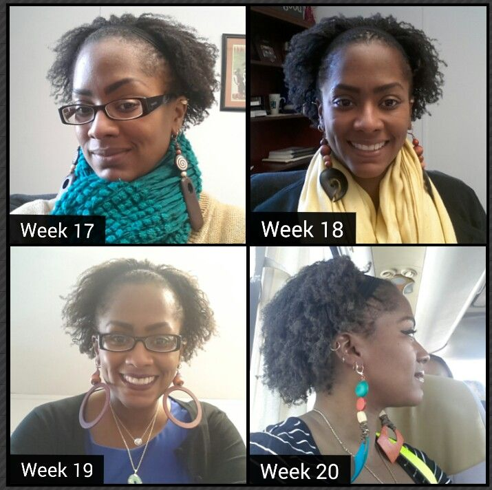 Almost 5 months.  My locitian found 1 definite and 1 possible loc. I'm happy. Slow process teaching me patience.  Sisterlocks
