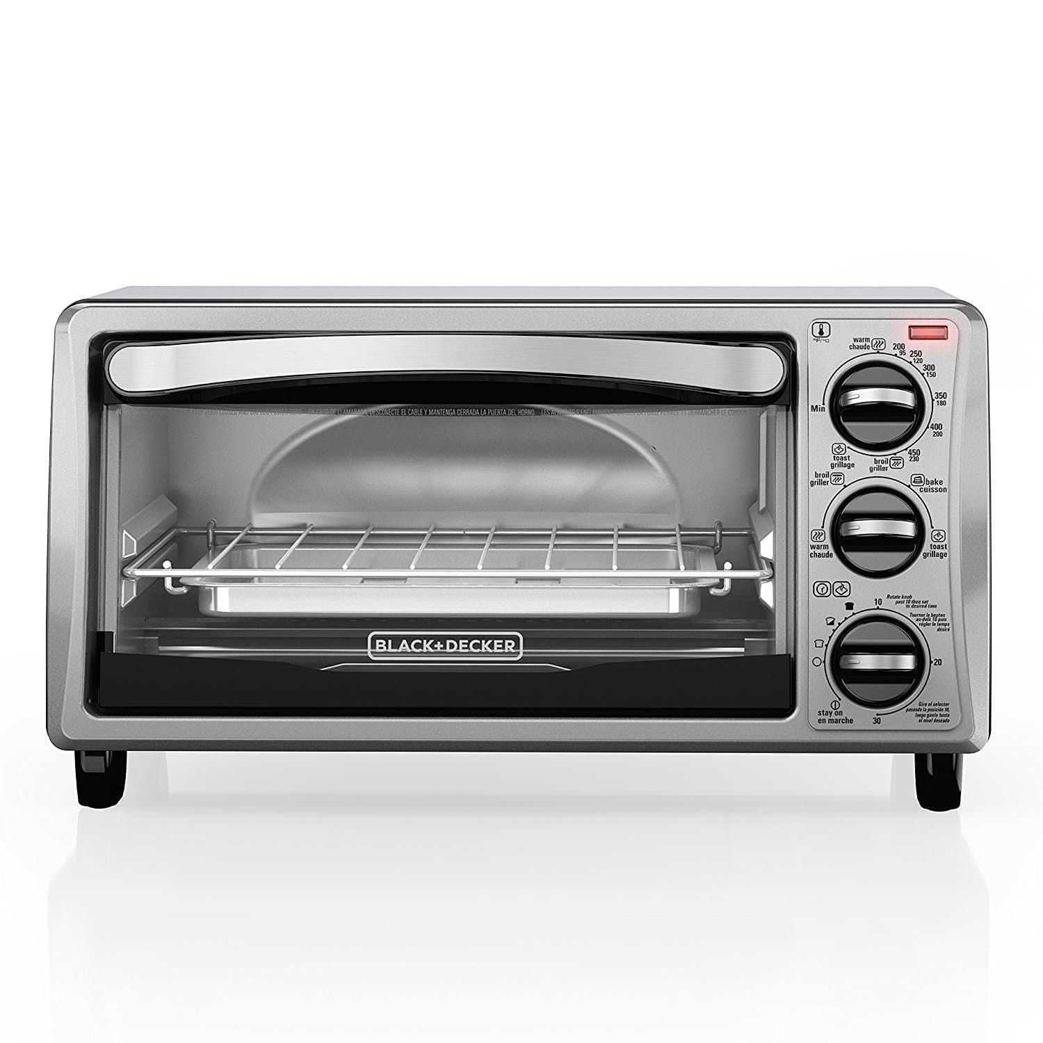 Top 10 Best Oven Toaster In 2020 Toaster Stainless Steel