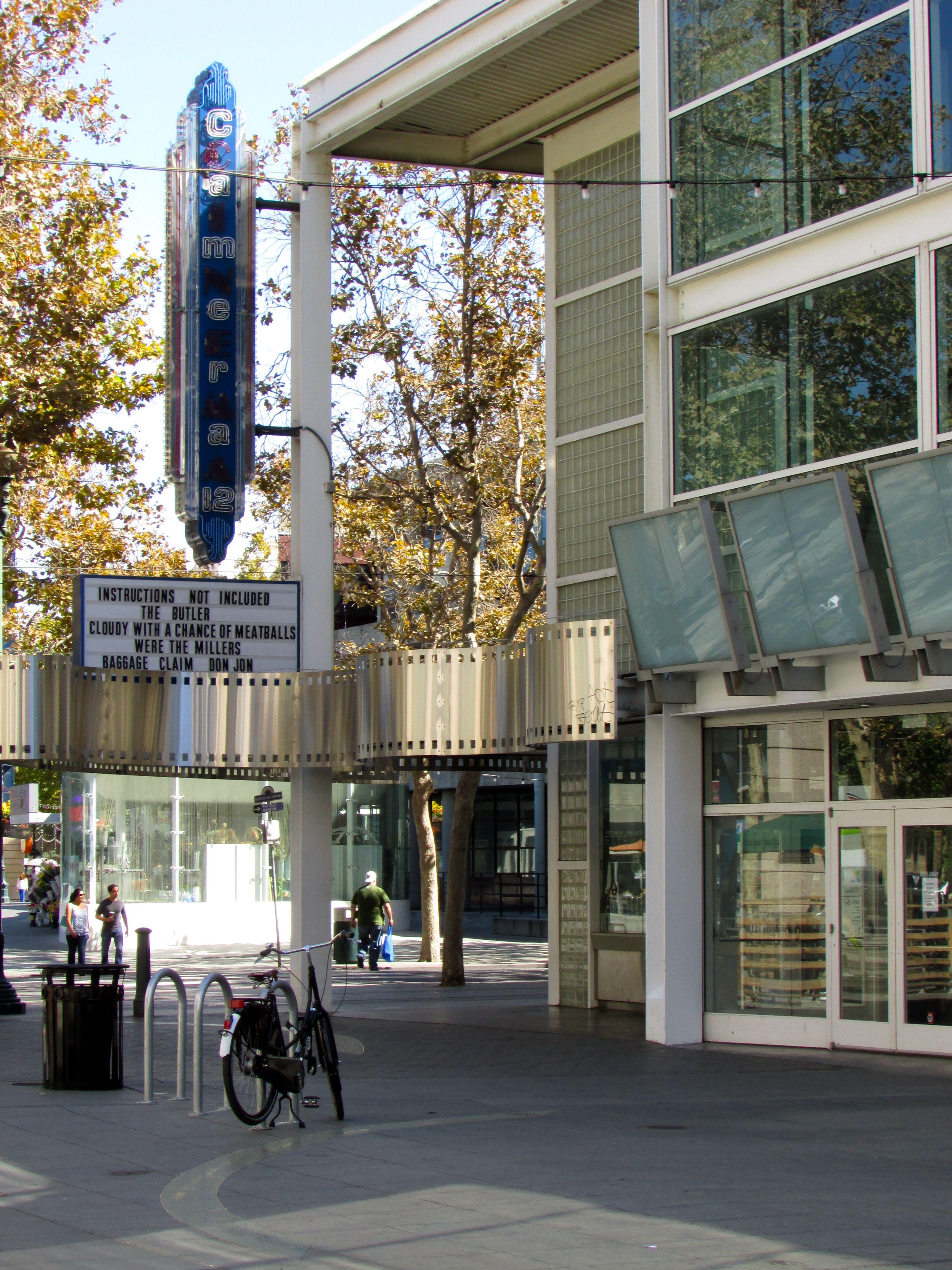 Camera 12 Cinemas - 201 S. Second Street, San Jose, Ca. USA   City ...