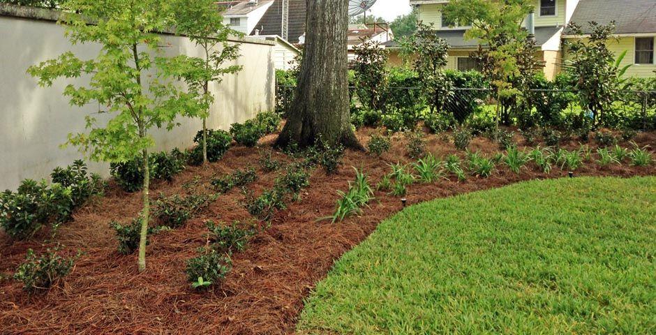 Ponseti Landscaping New Orleans, Louisiana