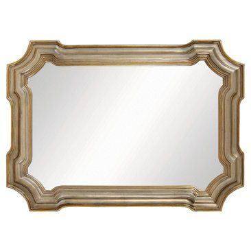 Old World Mirror Silver Gold Mirror Wall Silver Wall Mirror Ornate Mirror