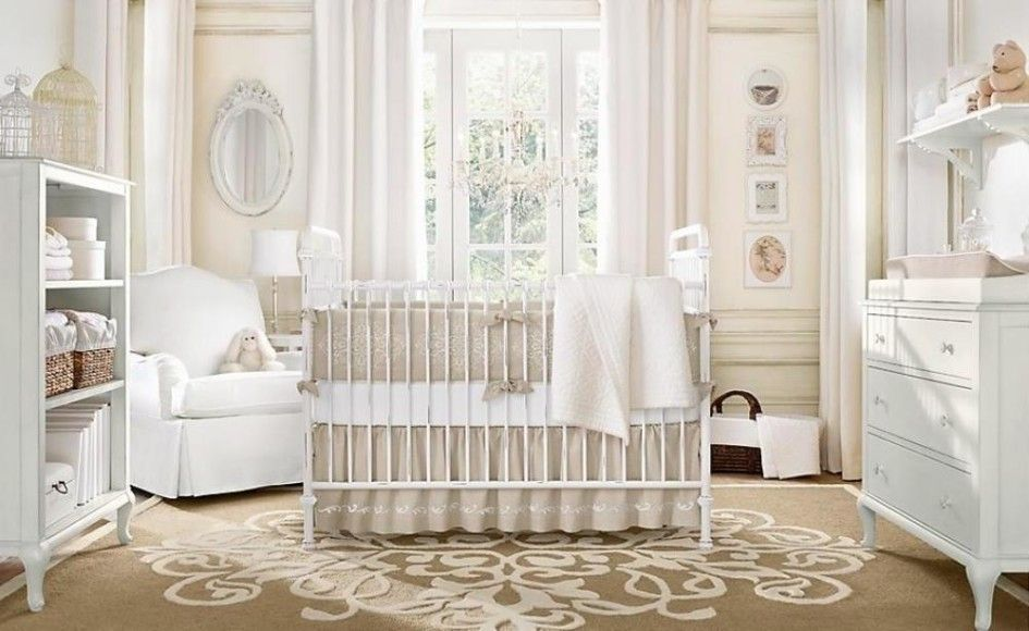 With Various Baby Nursery Themes Neutral Color Room Design