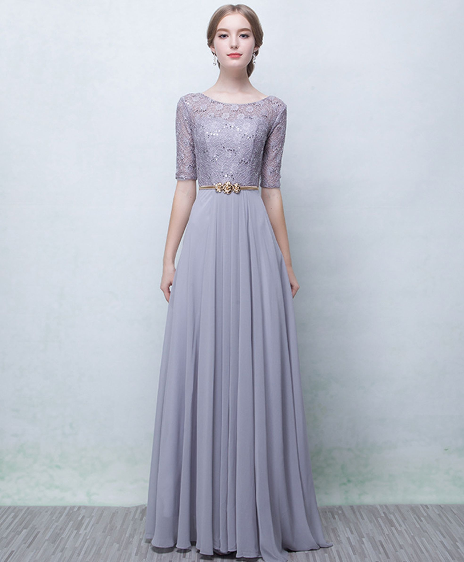 Exquisite for fashion come to buy elegant purple lace