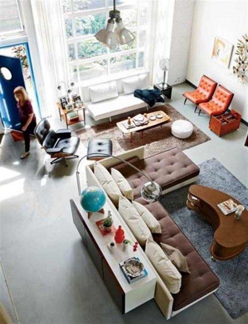 sofa e sala