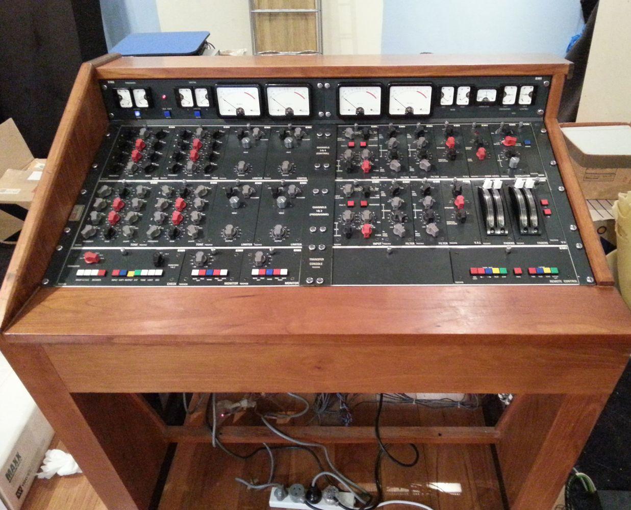 Vintage Recording Equipment Uk
