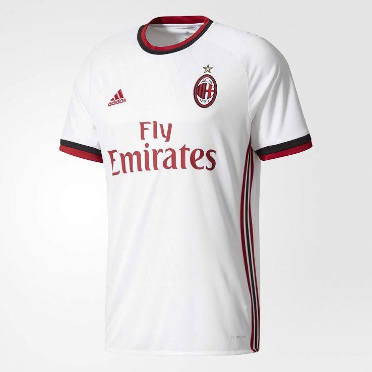 AC Milan 17-18 Away Kit Released - Footy Headlines  91d0ff6c9