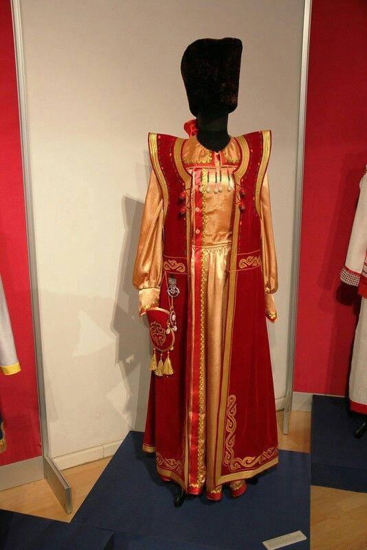 #татарский костюм   Костюм