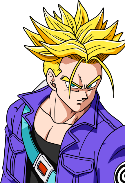 Ssj Trunks By Boscha196 On Deviantart Dragon Ball Dragon Ball