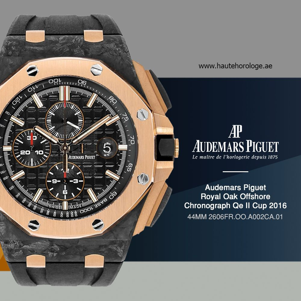Audemars Piguet Royal Oak Offshore Chronograph Qe Ii Cup 2016 Mens Watches In Dubai Royal Oak Offshore Chronograph Audemars Piguet Audemars Piguet Royal Oak