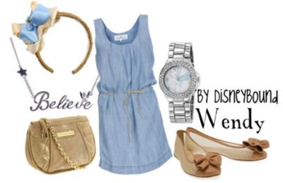 Wendy Outfit is cute :) http://disneybound.tumblr.com/