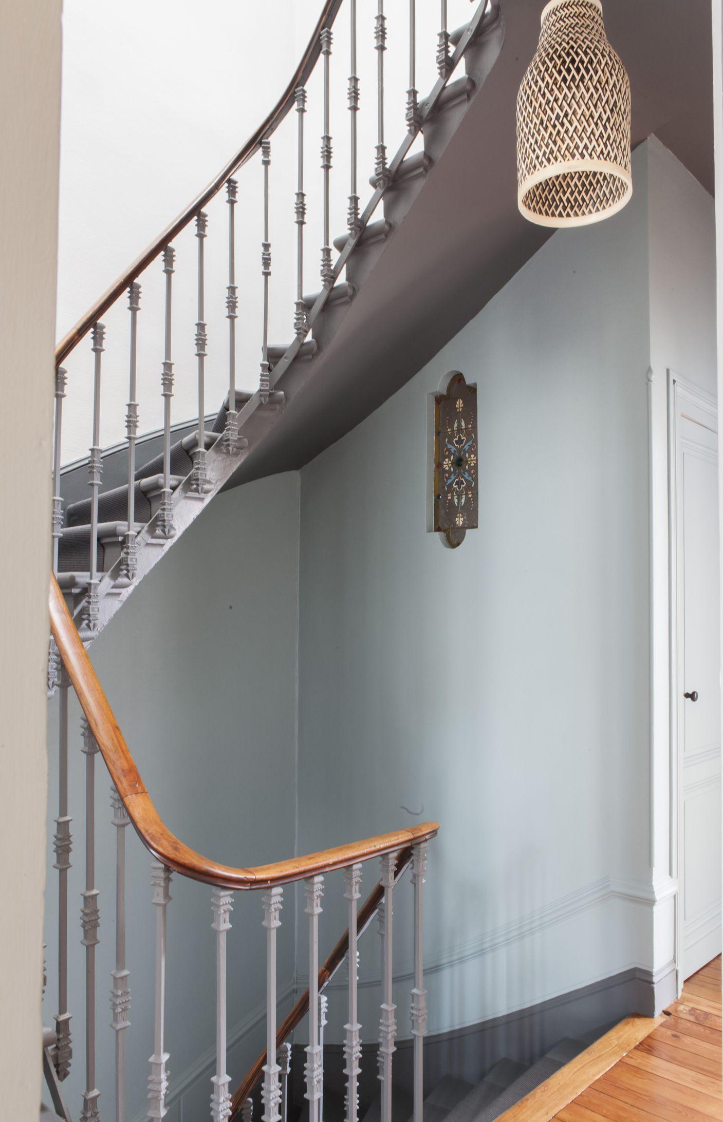 Fusion d r novation d coration maison bourgeoise 210 m2 escalier house stairs flooring - Deco maison bourgeoise ...