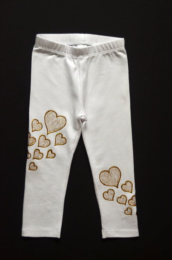 Girls Kid Children Princess cotton flower Leggings Pants Trousers bottoms Gift