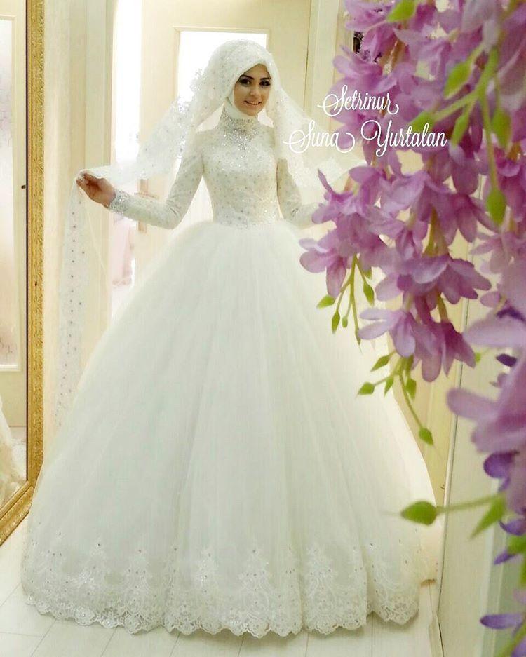 See this Instagram photo by @setrinur • 7,191 likes | Muslim Bridal ...