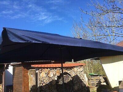 Sonnenschirm Blau Gross 3x4 M In Wurster Nordseekuste Dorum Ebay Kleinanzeigen In 2020 Sonnenschirm Schirm Ebay Kleinanzeigen