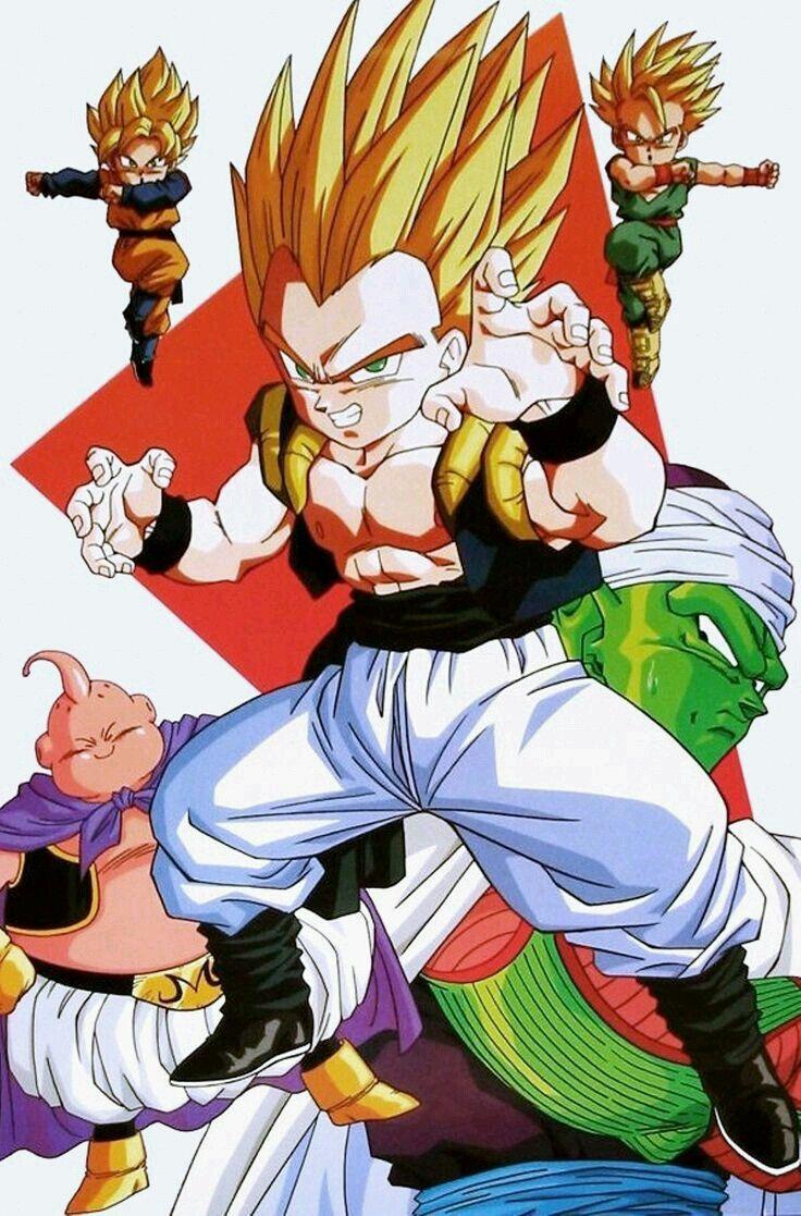 Boo Arcwork (ha) Anime, Desenhos dragonball, Goku desenho