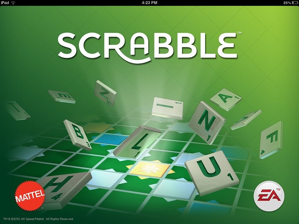 Scrabble Game Center Games & Achievements Center game