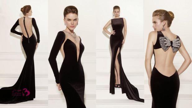 فساتين سهرة تركية طويلة فخمة وناعمة Evening Dress Fashion