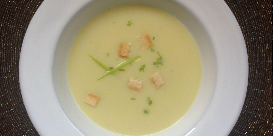 Receta vichissoise una tradicional sopa francesa for Comida francesa gourmet