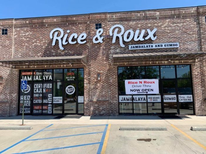 Savor The Flavor Of Homecooked Cajun Food With A Meal At Rice And Roux In Louisiana