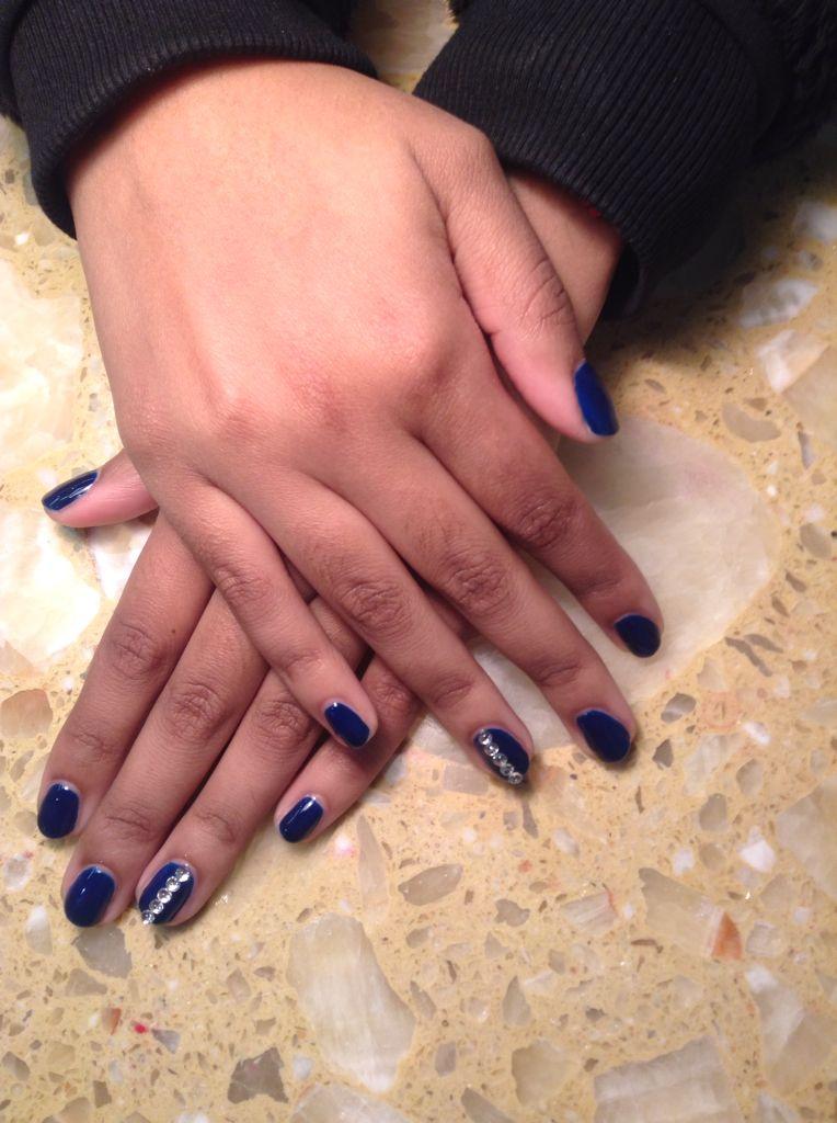 Hot mani cure   Jennifer nails in little falls NJ   Pinterest