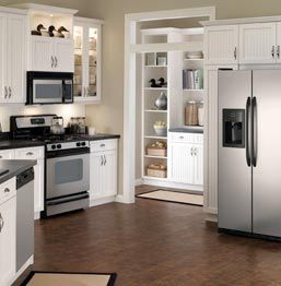 Stainless Steel Kitchen Appliances | How To Clean Stainless Steel Appliances Cleaning Stainless