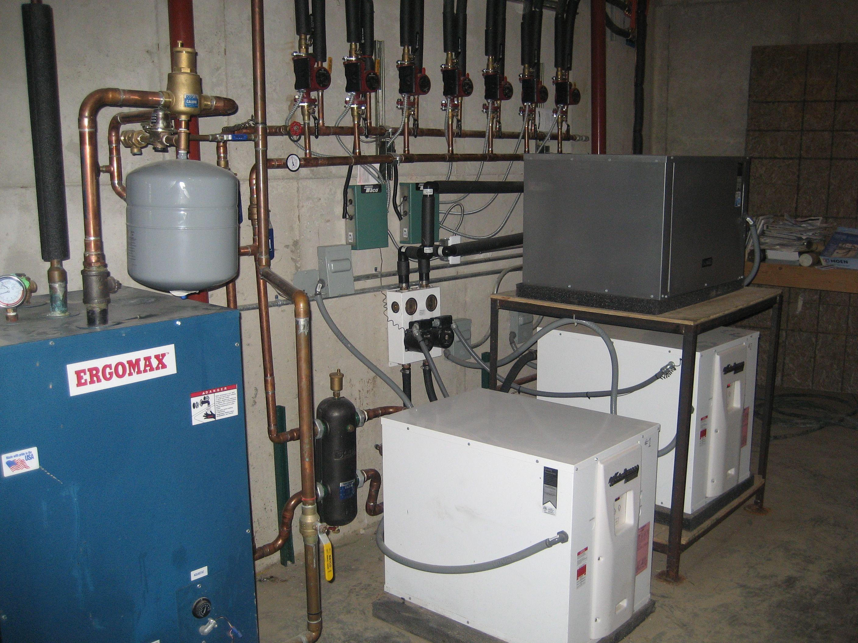 Air Ease Heating And Cooling Geothermalheatpump Geothermal Heat